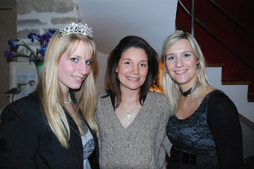 Fanny, Charline et Aurore : 3 Miss DOUBS