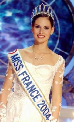 Laétitia BLEGER : Miss FRANCE 2004