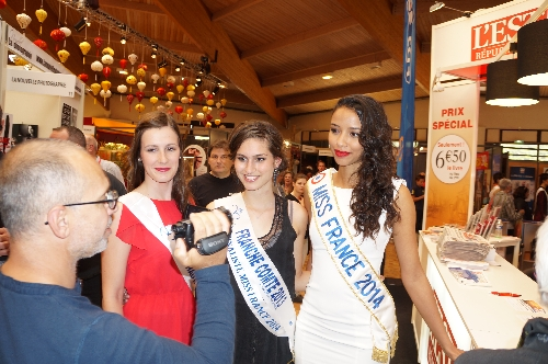Fora COQUEREL et nos miss en interview