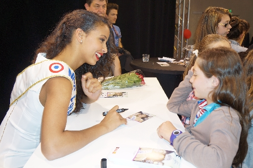 Flora COQUEREL : Miss FRANCE 2014