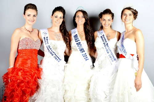 Anne-Mathilde CALI : Miss DOUBS 2014